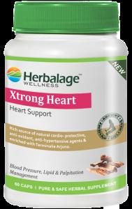 xtrong heart